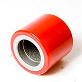 Колеса для гидравлических тележек и штабелеров