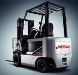 Электрический погрузчик Nissan G1N1L20Q