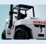 Газовый и бензиновый погрузчик Nissan JF05H60PU